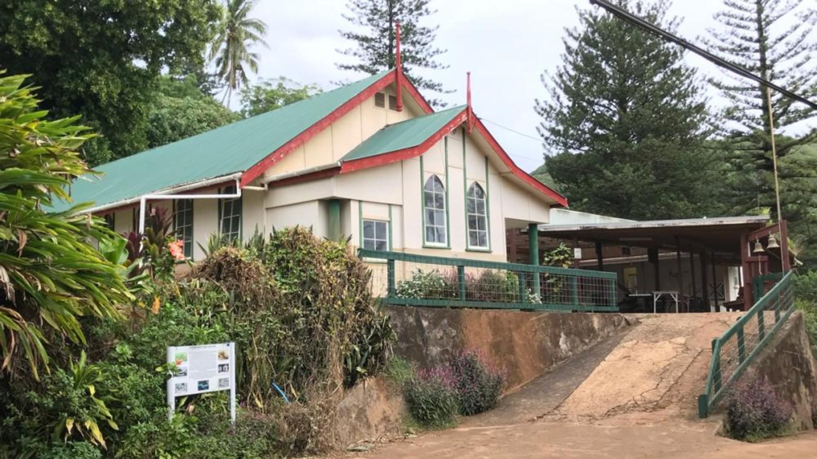 Esda Pitcairn Island